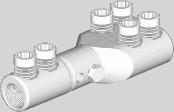 MV Mains Branch Cable Joint Connectors
