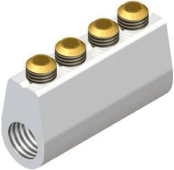Sicame MF4 Hybrid (Heatshrink Section) LV Service Straight Connectors