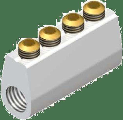 Sicame MF4 Hybrid (Heatshrink Section) LV Service Straight Connectors