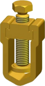 Sicame NE13, 14, 15, 18 Brass Neutral Earth (CNE) Mechanical Connectors