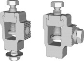 Sicame NET2 Brass Neutral Earth (CNE) Mechanical Connectors