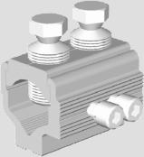 Sicame UMT95D, 185D & 300D Aluminium LV Terminations (Connectors)
