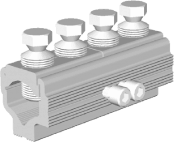Sicame UMT95XL, 185XL & 300XL Aluminium LV Terminations (Connectors)