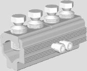 Sicame UMT95XL, 185XL & 300XL Aluminium LV Terminations (Connectors)