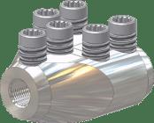 Sicame USMB/FPL-C, FPL-2-C, & DE-C Copper MV Mains Connectors (North America)