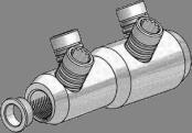 Sicame USMF4, 5 & 6 MV Mains Connectors (North America)