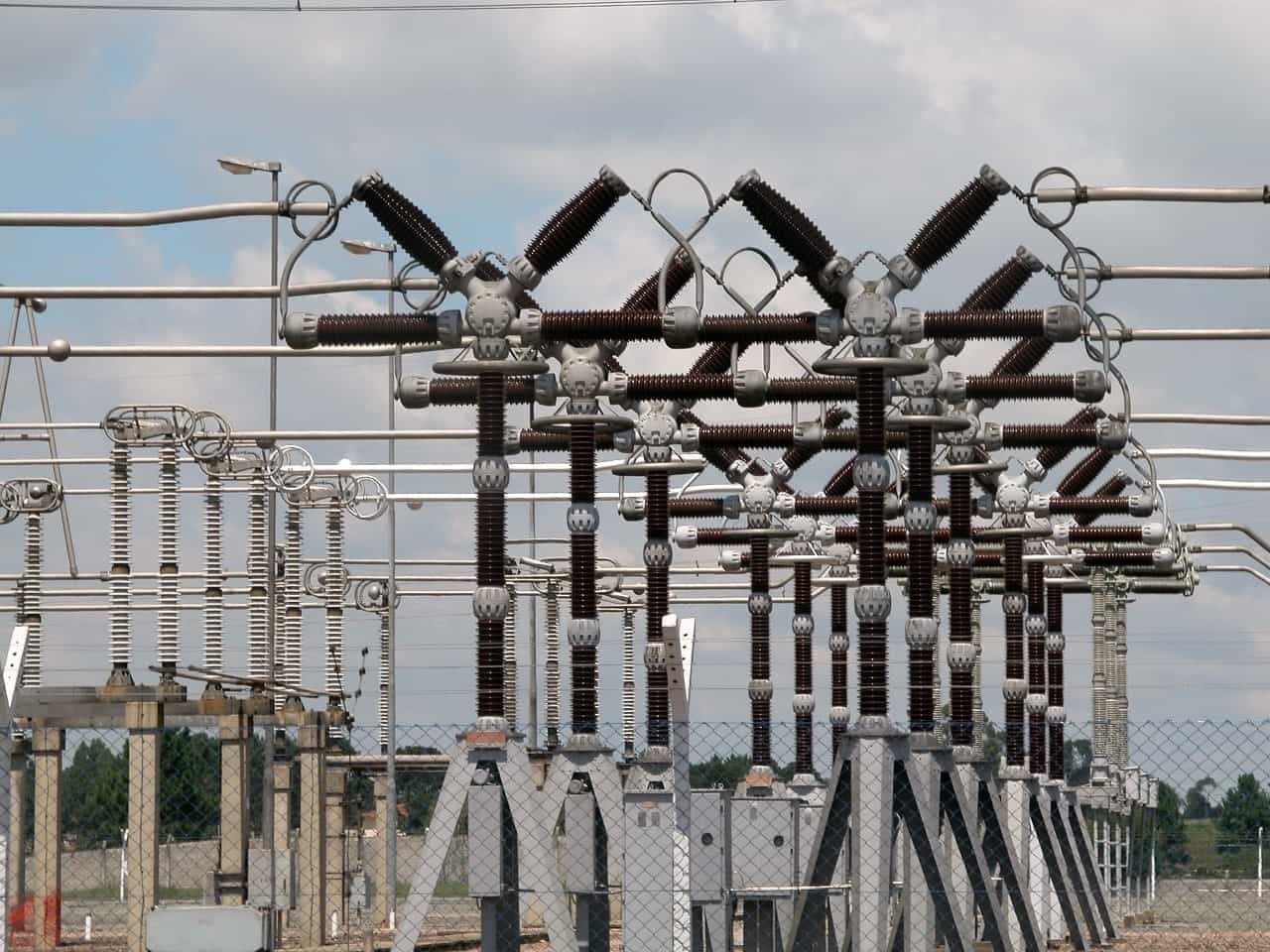 Substation Earthing Equipment 11kv 33kv High Voltage