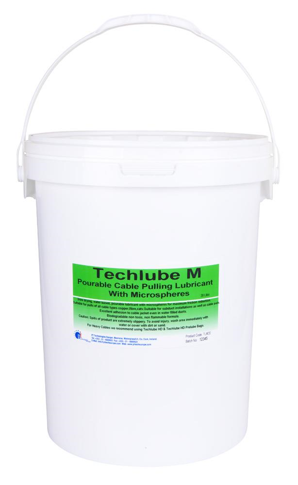 Techlube M Water Based Lubricants