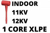 11kV 12kV Cable Termination Kits HV Single Core XLPE Indoor (Heat Shrink)