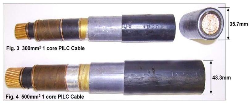 11kV Cable Joints - PILC Single Core
