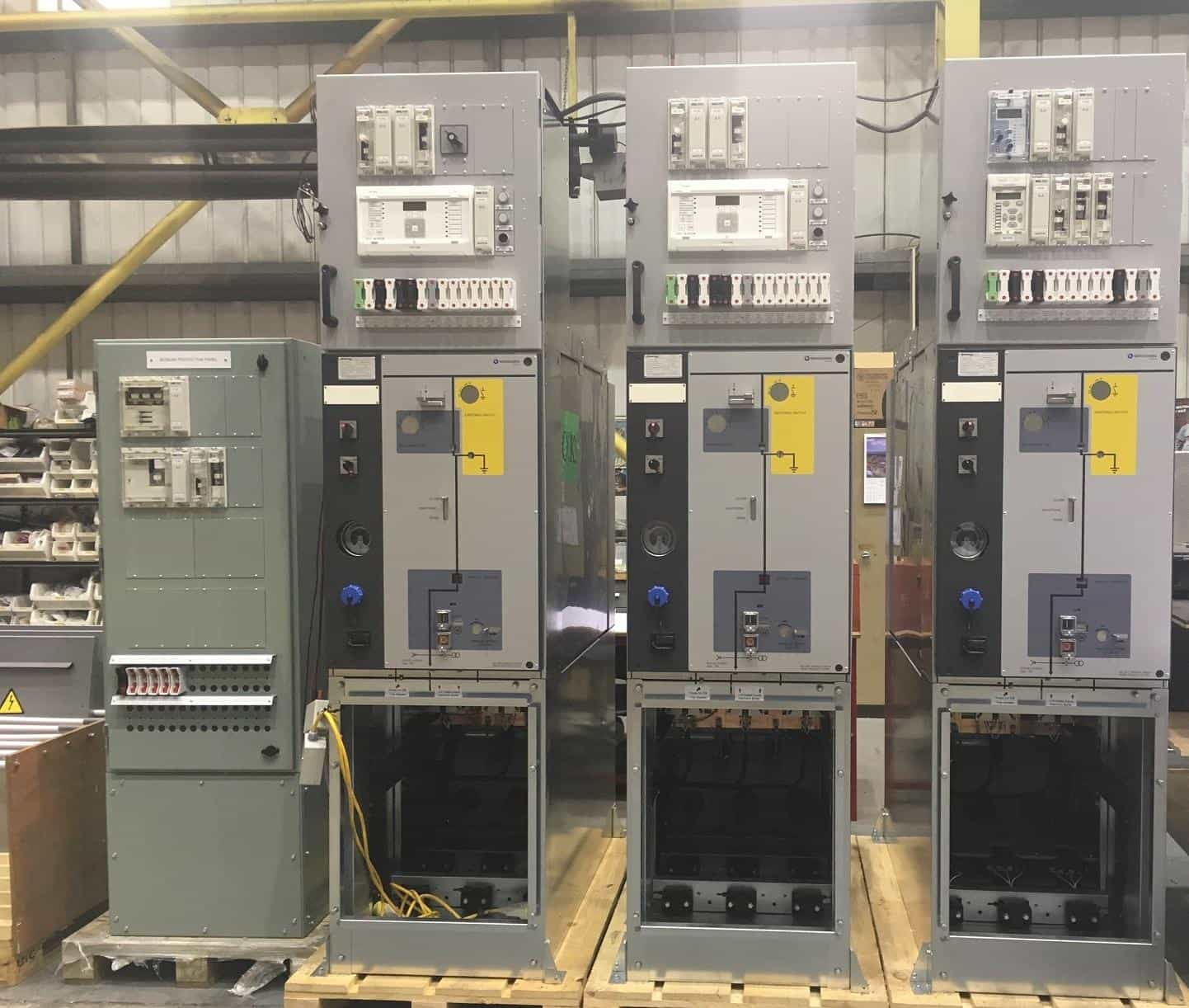 Primary Switchgear Archives - Power and Cables