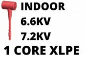 6.6kV 7.2kV Cable Termination Kits HV Single Core XLPE Indoor (Heat Shrink)