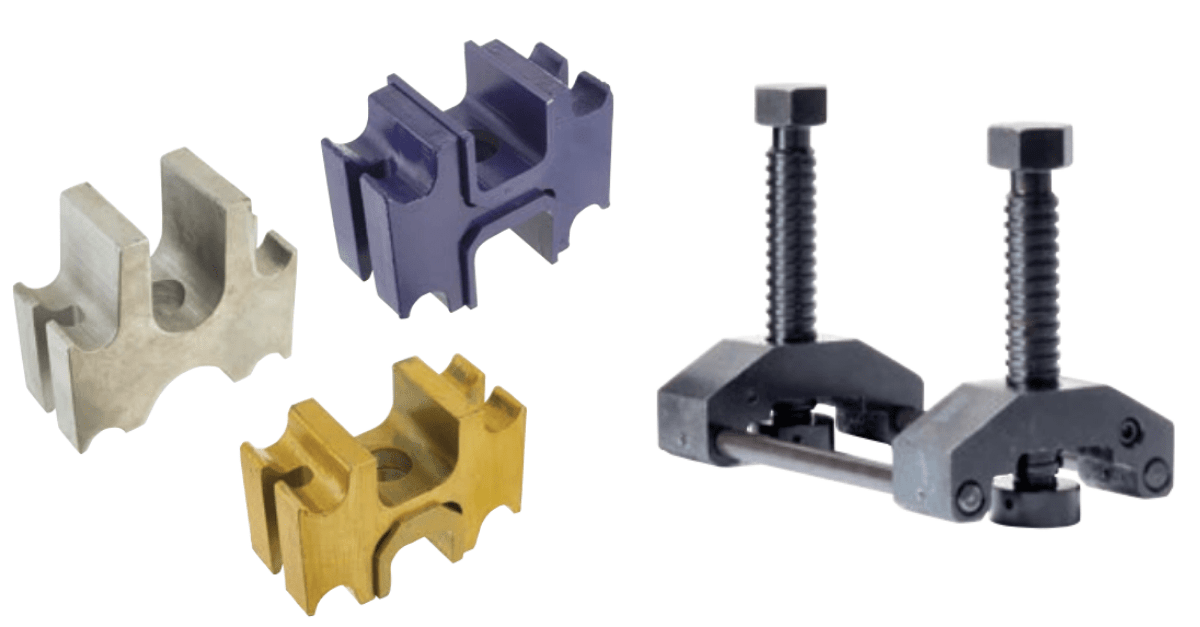 Optional ACVOKE® Cable Spiker Jack & Conversion Clamps