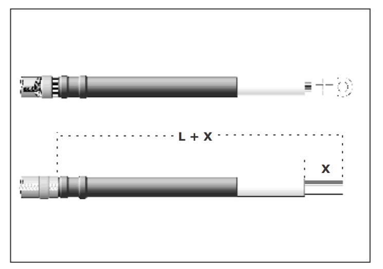 11kV Outdoor Cable Termination Kits Heat Shrink Single Core
