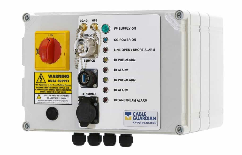 CableGuardian - Cable Fault Location & Detection