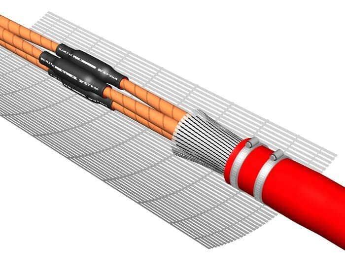 Hv Cable Joints Heat Shrink Joints 11kv 33kv High