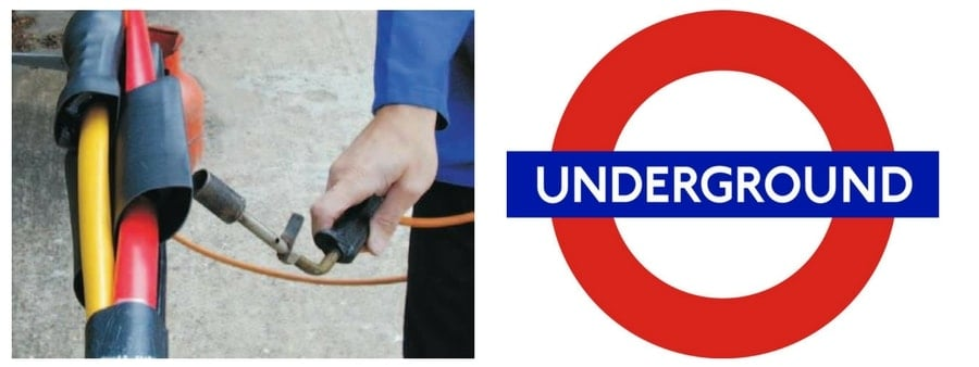 London Underground Cable Joints