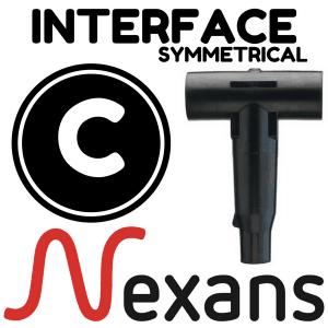 Nexans Euromold Separable Connectors MV HV Elbows Tees Plugs - Interface C Symmetrical
