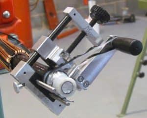 Rheycut II Peeling Tool With Stop Rings