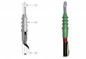 Nexans AIN10 Cable Termination 11kV/42kV