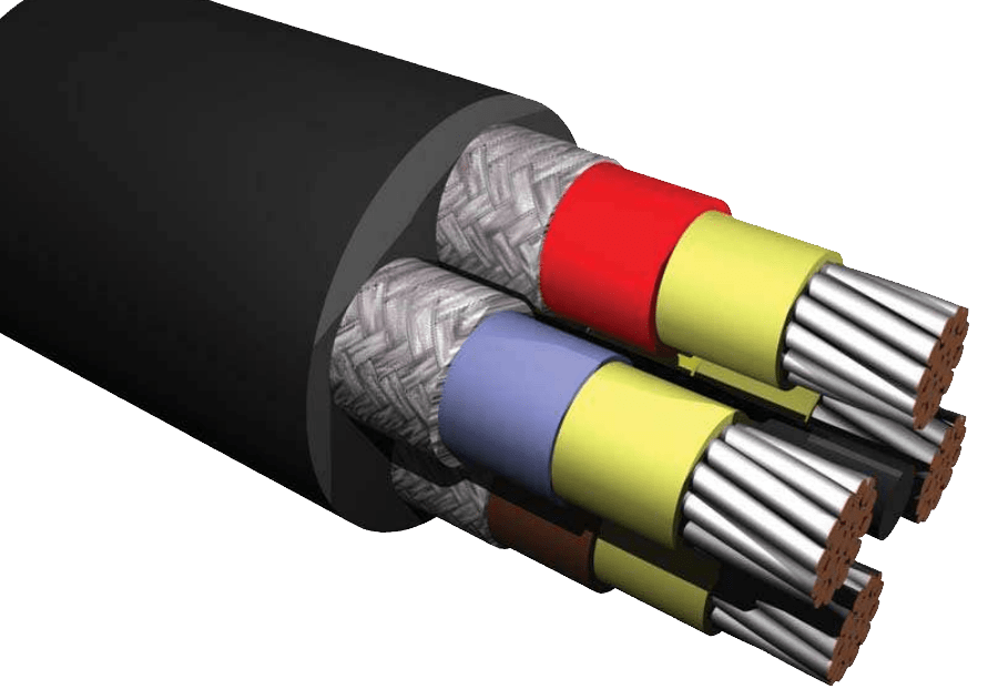Type 11 Mining Cable