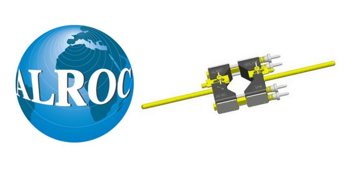 Alroc LH4 Insulation Stripping Tool MV HV Medium & High Voltage Cables 80-110mm