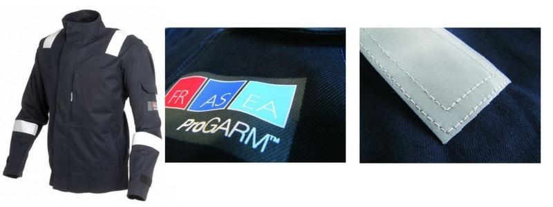 Arc Flash Category 2 Jacket 9.5 Cal