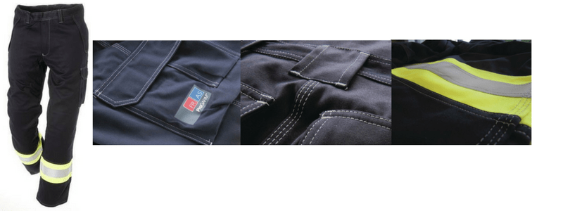Arc Flash Category 2 Trousers 9 Cal