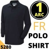 Arc Flash Polo Shirt Category 1