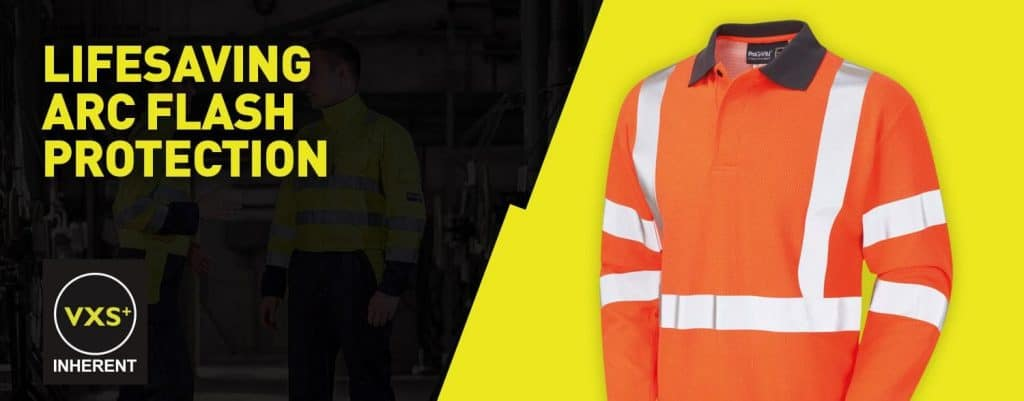 Arc Flash Clothing Protection
