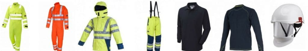 Arc Flash Clothing Protection PPE