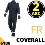 Arc Flash Coverall Category 2 9.5 Cal