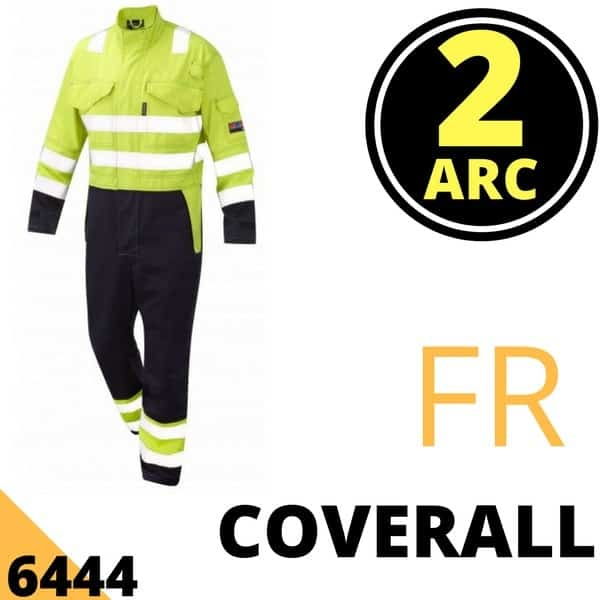 Arc Flash Coveralls Category 2 12 Cal