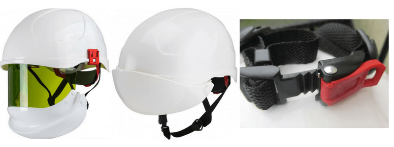 Arc Flash Helmet & Visor