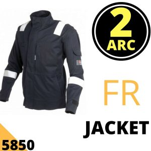 Arc Flash Jacket Category 2 9.5 Cal