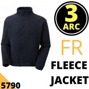 Arc Flash Jacket Class 3 32.3 Cal