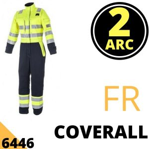 Arc Flash Ladies Coverall Category 2 9 Cal