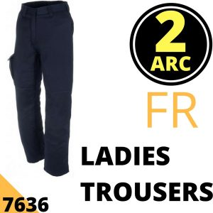 Arc Flash Ladies Trouser Category 2 9.5 Cal