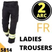 Arc Flash Ladies Trousers Category 2 9 Cal