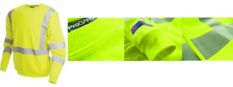 Arc Flash Sweatshirt Category 2