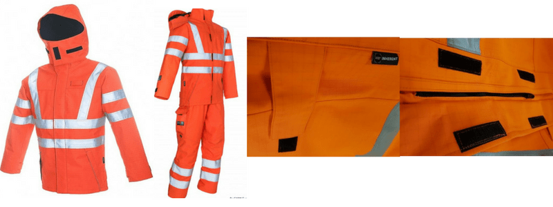 Arc Flash Waterproof Jacket Category 4 47 Cal