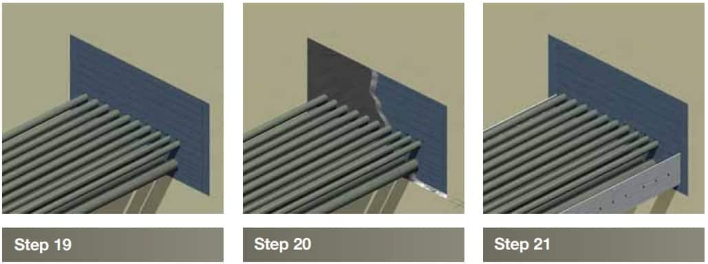 CSD ACTIFOAM Fire Resistant Seals - Installation Instructions