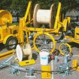 Cable Pulling Equipment – A Cable Laying, Duct & Installation Guide From SSE