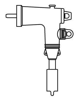 Jacket Seal Elbow Connector With Test Point