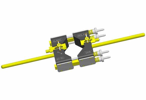 LH4 MV HV Cable Jointing Tool