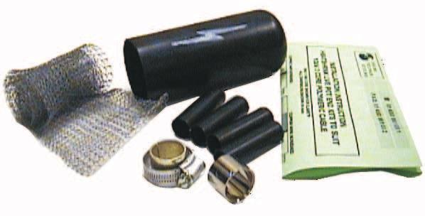 Live Pot End Kits For XLPE & PILC Low Voltage Cables