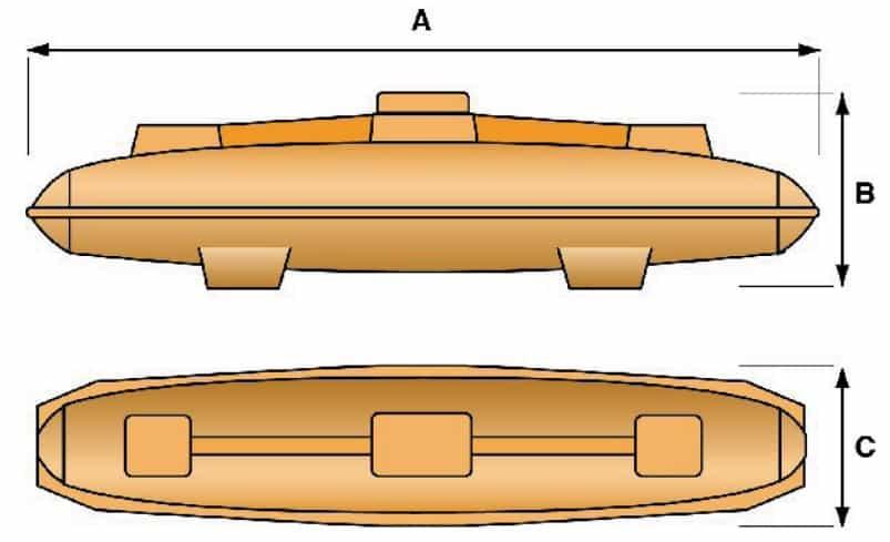 Prysmian ZHMPJ LV Cable Joints - Dimensions