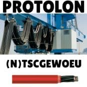 Protolon Cable (N)TSCGEWOEU – Prysmian MV Medium Voltage Flexible Trailing Cables