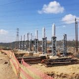 Raychem Cable Terminations – HV High Voltage Outdoor Substation 88kV