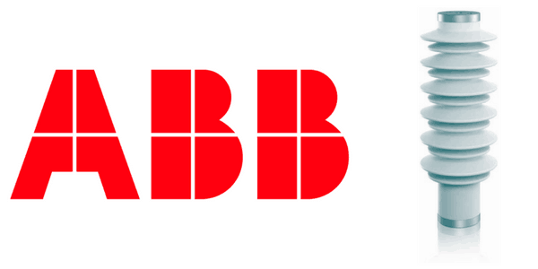 ABB POLIM-I..N MV HV Surge Arrester Line Discharge Class 2 AC Systems 72kV Indoor & Outdoor